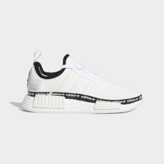 NMD_R1 Shoes Cloud White / Cloud White / Core Black FV7306