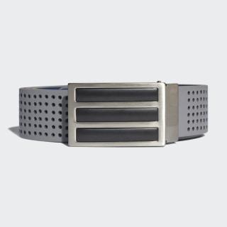 3-Stripes Perforated Reversible Belt Grey Three CG2636