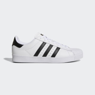 Superstar Vulc ADV Shoes Ftwr White/Core Black/Ftwr White D68718