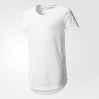 Camiseta adidas Z.N.E. White / White CF0928