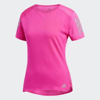 Camiseta Response Shock Pink CW3311