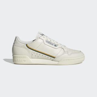 Zapatillas CONTINENTAL 80 Off White / Active Gold / Collegiate Green EG2714