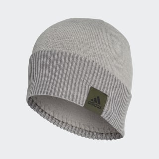 Шапка-бини Climawarm medium grey heather / grey three f17 / black / night cargo DJ1216