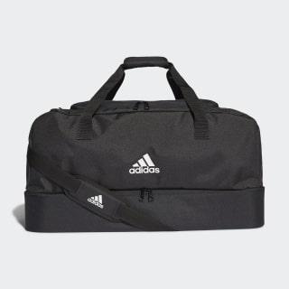Tiro Duffelbag L Black / White DQ1081