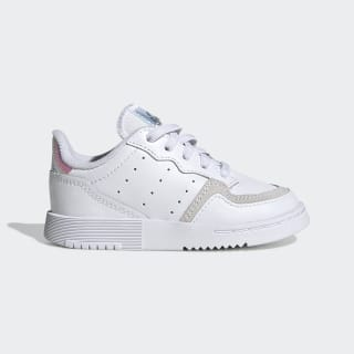 Chaussure Supercourt Cloud White / Cloud White / Core Black EG9083