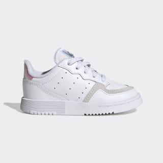 Supercourt Shoes Cloud White / Cloud White / Core Black EG9083