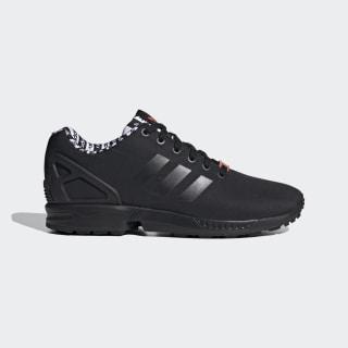 ZX Flux Shoes Core Black / Core Black / Semi Coral EG8776