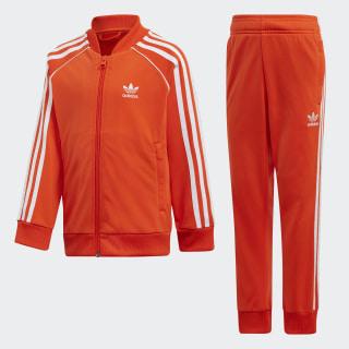 Conjunto deportivo SST Active Orange / White DV2855