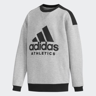 Sport ID Sweatshirt Medium Grey Heather EC9180