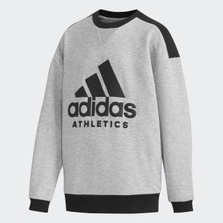 Sweat-shirt Sport ID Medium Grey Heather EC9180