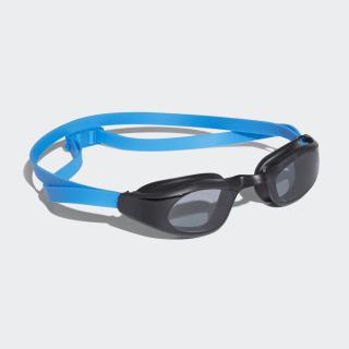 Gafas de natación adidas persistar race unmirrored SMOKE LENSES/BRIGHT BLUE/BRIGHT BLUE BR1007