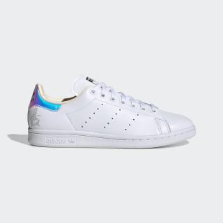 Stan Smith Shoes Cloud White / Ecru Tint / Silver Metallic EF3639