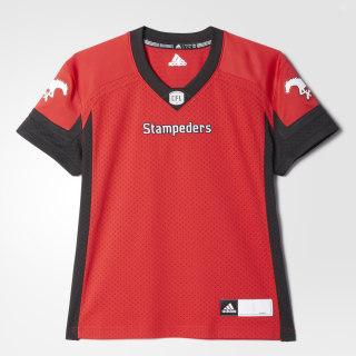 Stampeders Jersey Red / Black BA0643