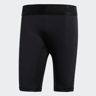 Quần Short Bó Alphaskin Sport Black CF7299