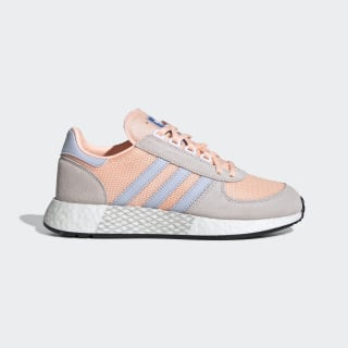 Marathon Tech Shoes Orchid Tint / Aero Blue / Clear Orange G27709