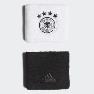 Fitas de Pulso da Alemanha White / Black / Carbon FJ0816