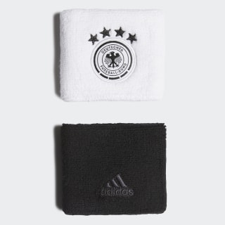 Germany Wristbands White / Black / Carbon FJ0816