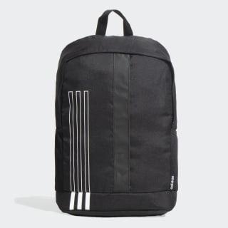 3-Stripes Backpack Black / Black / White FL3685