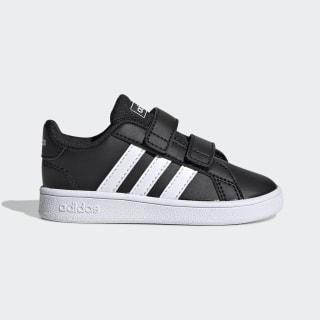 Grand Court Shoes Core Black / Cloud White / Cloud White EF0117