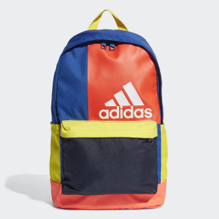 Classic Rucksack Team Royal Blue / Solar Red / White FJ9272