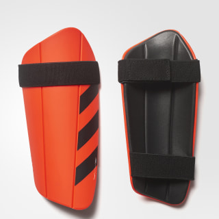 Canilleras Ghost Lite SOLAR RED/BLACK BS1475