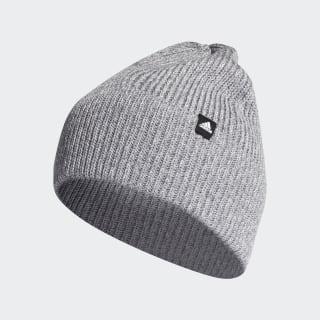 Merino Wool Beanie Medium Grey Heather / Black / White DZ4555