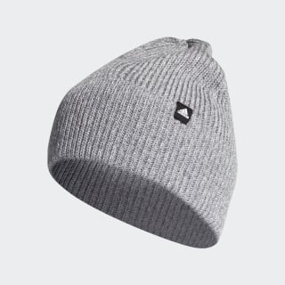 Merino Wool Beanie Medium Grey Heather / Black / White DZ4555
