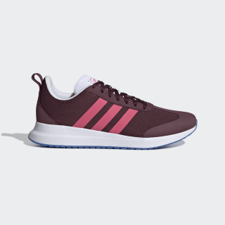 Run 60s Shoes Maroon / Real Pink / Cloud White EE9738