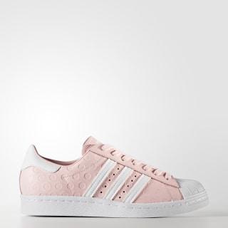 Superstar 80s Sko Icey Pink/Footwear White/Footwear White BY9073