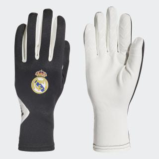 Gants Real Madrid Field Player Black / Core White CY5620
