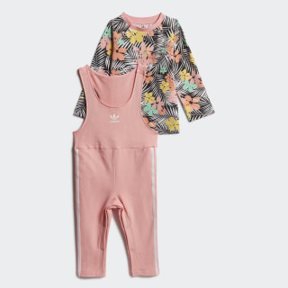 Jumpsuit set Black / Multicolor FM6721
