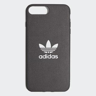 Capa com Logótipo Basic – iPhone 8+ Black / White CK6162