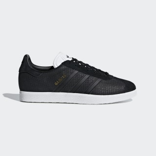 Tênis Gazelle Core Black / Core Black / Cloud White B41662