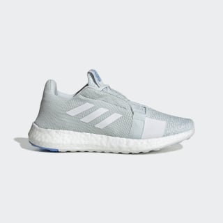 Senseboost Go Shoes Blue Tint / Cloud White / Real Blue G27401