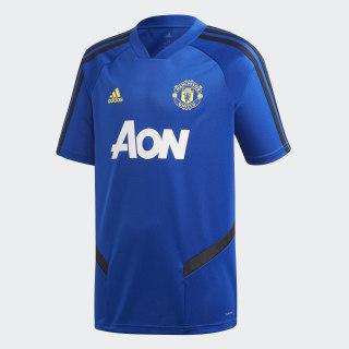 Manchester United Training Shirt Collegiate Royal / Black DX9027
