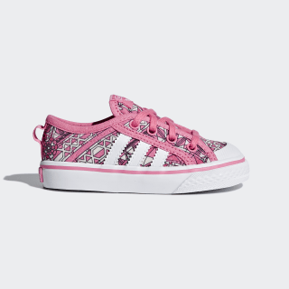 Nizza Shoes Chalk Pink / Cloud White / Cloud White BB6724