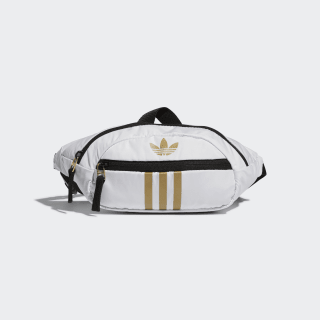 SST 50 Waist Pack White Black EW1406