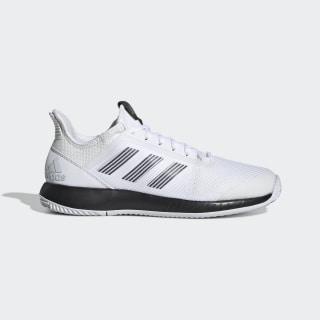 Adizero Defiant Bounce 2 Shoes Cloud White / Core Black / Cloud White EF2474