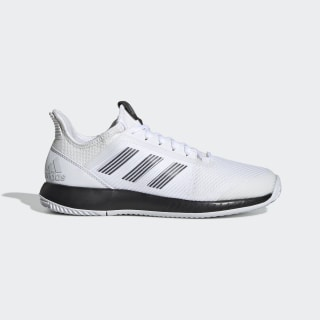 Sapatos Adizero Defiant Bounce 2 Cloud White / Core Black / Cloud White EF2474