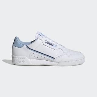 Continental 80 Shoes Cloud White / Clear Sky / Tech Indigo EF6013