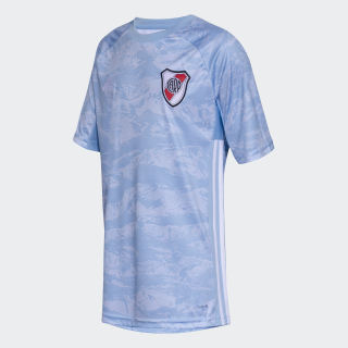 Camiseta de Arquero River Plate Clear Blue / White DX5938