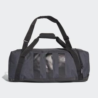 Sac en toile 3-Stripes format moyen Grey / Black / Scarlet BC2246