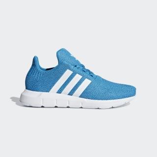 Swift Run Shoes Shock Cyan / Cloud White / Cloud White CG6906
