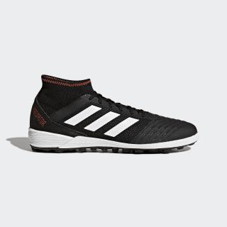 Zapatos de Fútbol Predator Tango 18.3 Césped Artificial CORE BLACK/FTWR WHITE/SOLAR RED CP9278