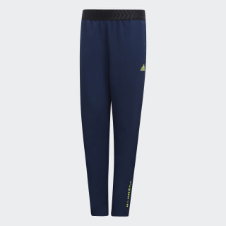 Брюки Messi Striker collegiate navy / solar yellow DV1329