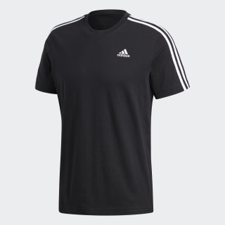 Essentials Classics 3-Stripes Tee Black S98717
