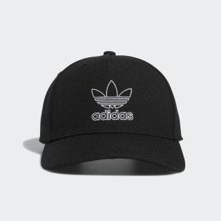 Dart Precurve Hat Black CK5029