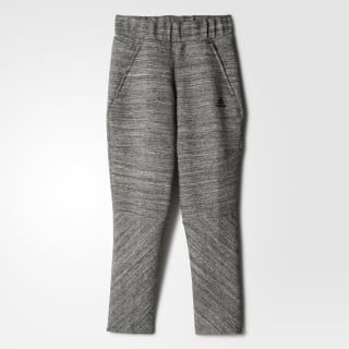 adidas Z.N.E. Travel Pants Storm Heather/Medium Grey Heather/Black BP8675