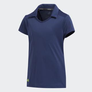 Solid Fashion Polo Shirt Tech Indigo FI8678