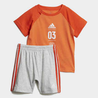 Summer Set True Orange / Active Orange / White DV1238